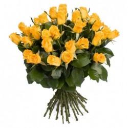 Ramo 24 Rosas Amarillas Extras