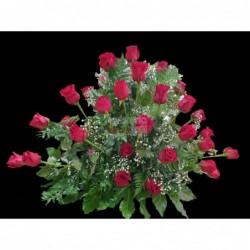 Centro 24 rosas premium a...