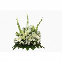 Centro flor variada con...