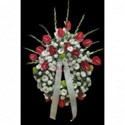 Bouquet Gerberas Naranjas